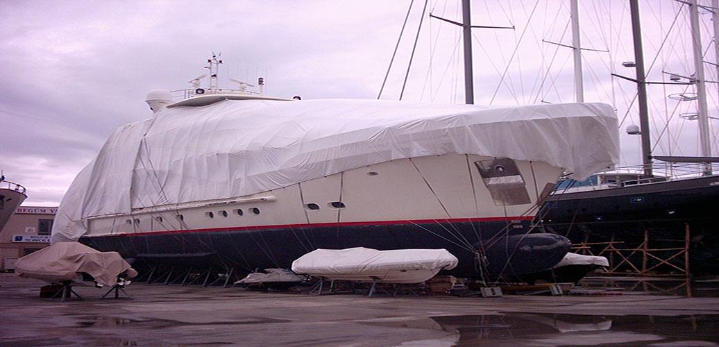 Yat Tekne Çadırları